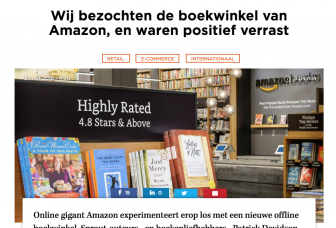 When digital becomes human….. (blog voor Sprout)