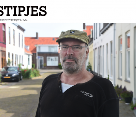 Stipjes (column van Pierre Pieterse)