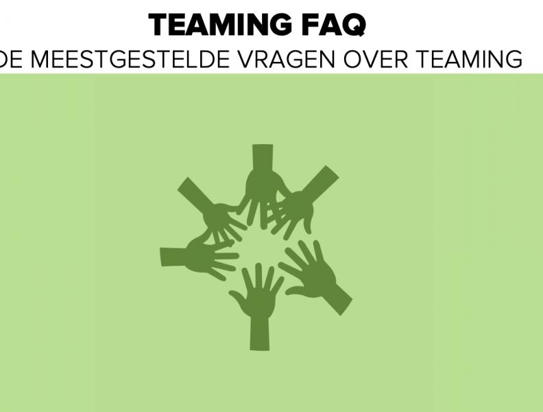 Teaming, FAQ