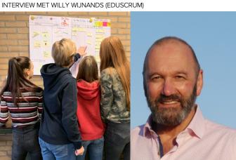 Positieve teams in het onderwijs – interview met Willy Wijnands