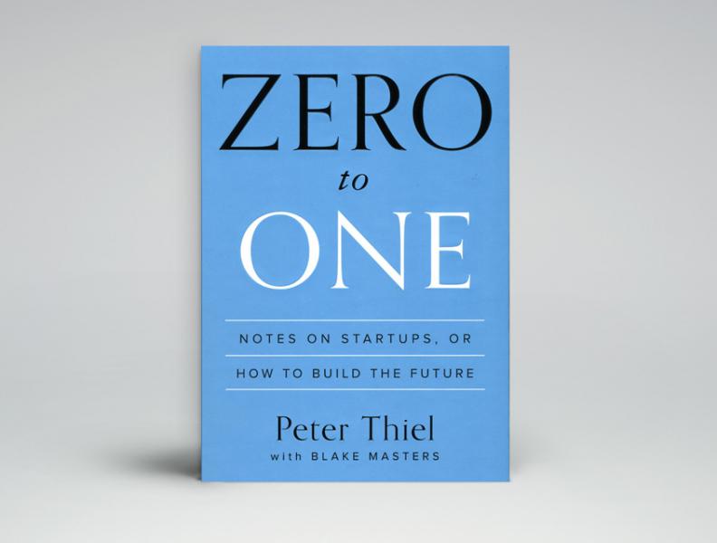 Review   Zero to One – Peter Thiel