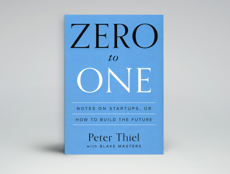 Review | Zero to One – Peter Thiel