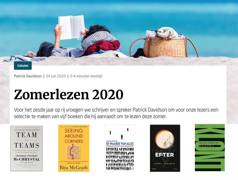 Zomerlezen 2020