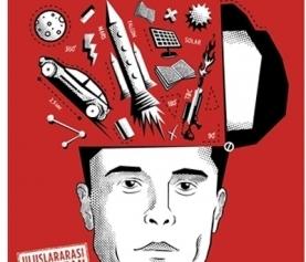 Turkse editie van ons boekje Musk Mania (de 5 waanzinnige succesprincipes van Elon Musk)