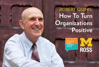 Positieve Organisaties (Robert E. Quinn) | boekbespreking