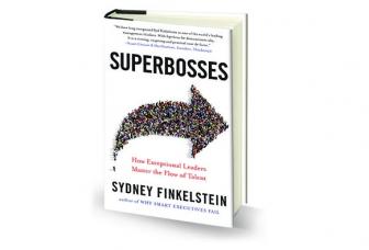 Het beste boek over leiderschap sinds tijden: Superbosses van Sidney Finkelstein
